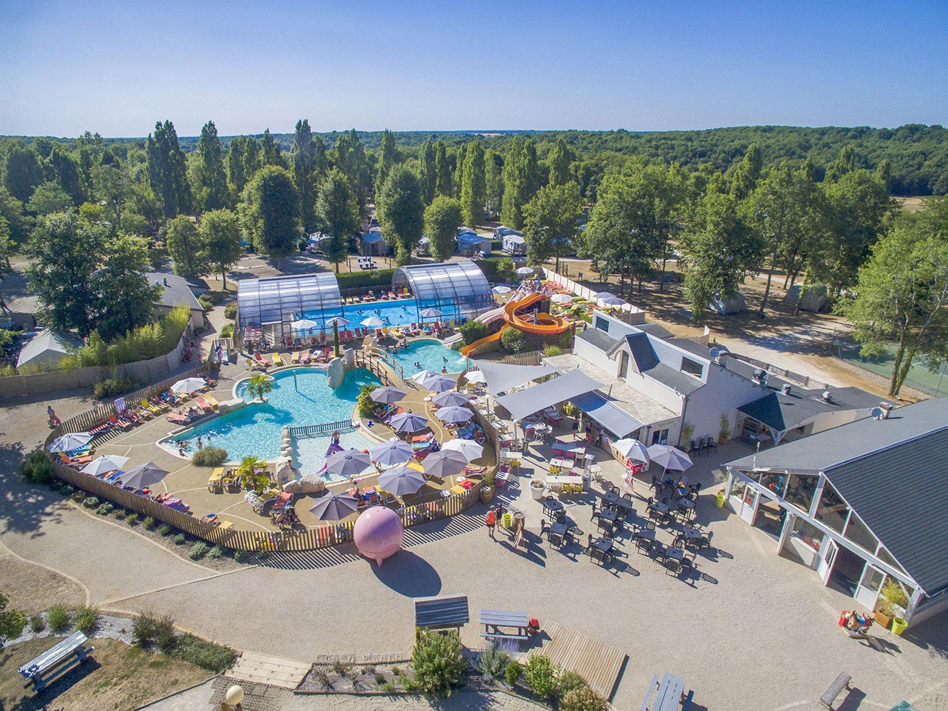 Camping Parc du Val de Loire | 5 stars Yelloh! Village